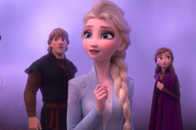 "Elsa tenta salvar Arendelle no novo trailer de ""Frozen 2"""