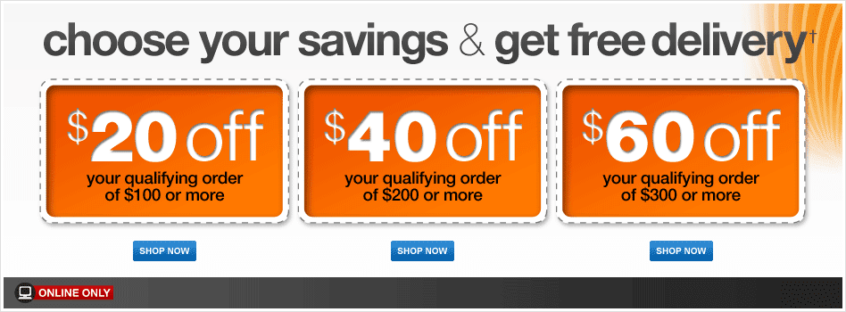 The Home Depot coupon codes for October 27, 12222