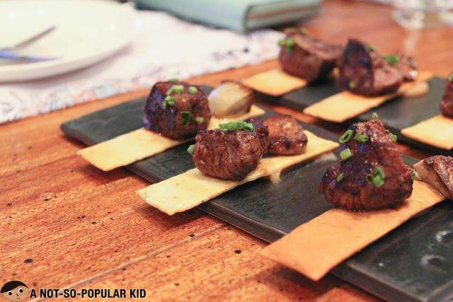 Rambla's Fine Spanish Cuisine in Rockwell, Makati