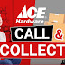 Call and Collect with Ace Hardware