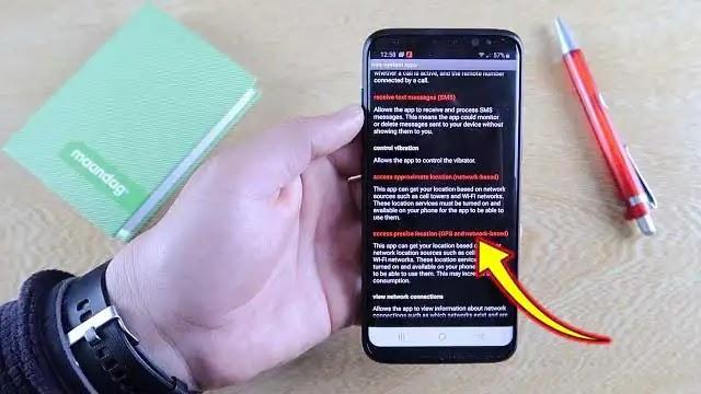 توضيح هام جدا حول مسألة مراقبة و تجسس الشركات على هاتفك ?!