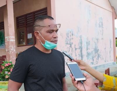 Ketua DPRD Maluku Tenggara Minduhri Koedoeboen