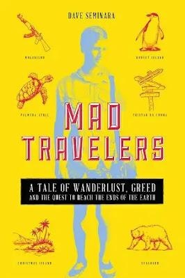 Mad Travelers Book by Dave Seminara Pdf