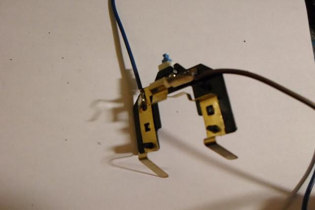 armature plastique et circuit remontés