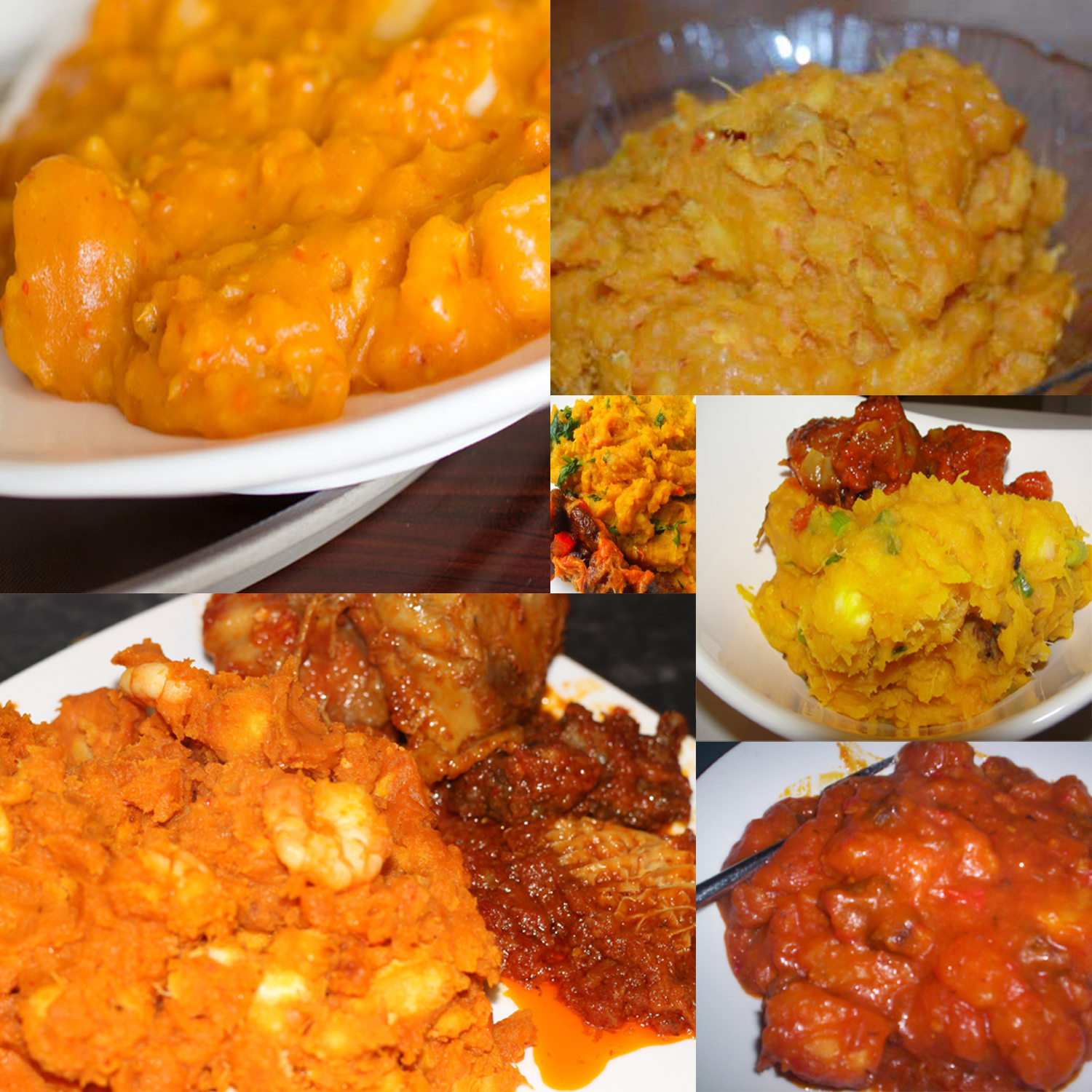 Yam Receipe: ALL AFRICAN DISHES: YAM RECIPES (ASARO