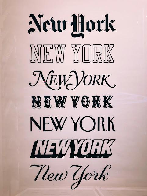 Fonts Photo by Jon Tyson on Unsplash