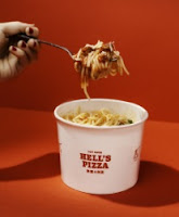 Hell's Pizza pasta bowl