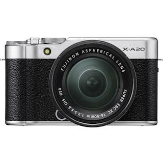 Harga Kamera Mirrorless Fujifilm X-A20 termurah terbaru dengan Review dan Spesifikasi April 2019