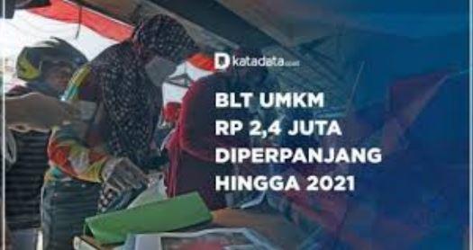 Cara Terbaru Daftar Blt Umkm Biar Dapat Rp2 4 Juta Daftar Online Sudah Ditutup Aceh Viral