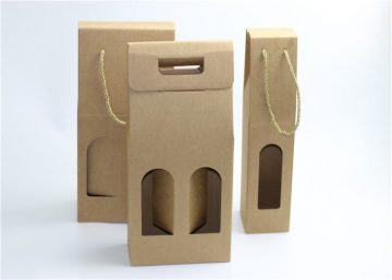 Desain Paper Bag/ Tas Belanja Elegant