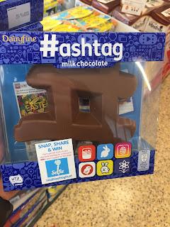 Aldi Dairyfine #ashtag Milk Chocolate: