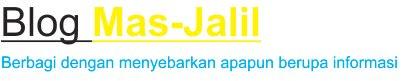 Contoh Bab penutup laporan prakerin Jalil bagi ilmu
