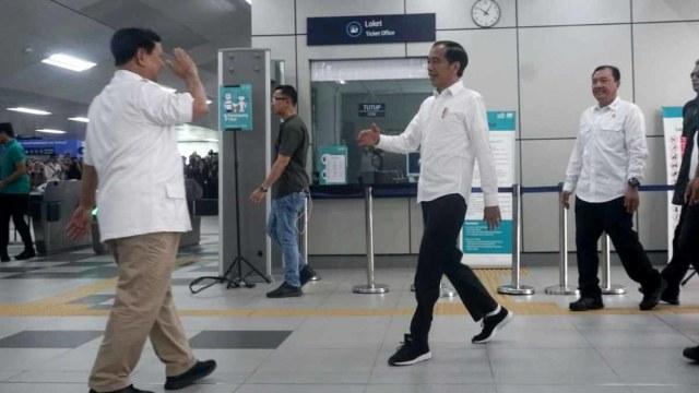 Jokowi Belum Janjikan Terima Kubu Prabowo Gabung ke Koalisi