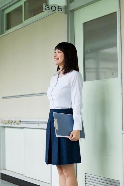 Riho Yoshioka 吉岡里帆 Sensei Shonichi Images 16