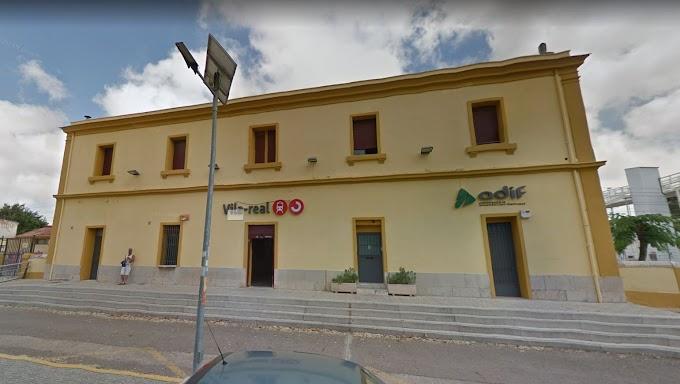 Adif AV comienza la obras del Corredor Mediterráneo en la estación de Vila - Real (Castellón)