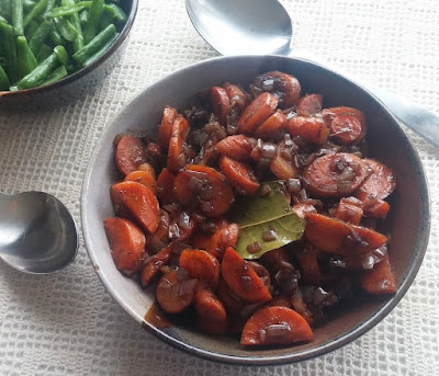 Balsamic Carrots