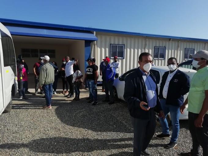 PARALIZAN CONSTRUCCION DE PRESA BOCA DE LOS RIOS POR QUERELLA DE INSAPROMA EN REPRESENTACION DE AFECTADOS