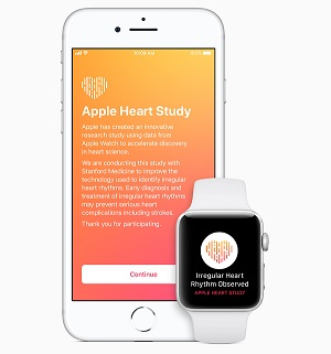 Apple Heart Study app launches to identify irregular heart rhythms