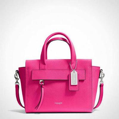 Bright hue bags