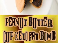 Chocolate Peanut Butter Keto Fat Bomb Recipe