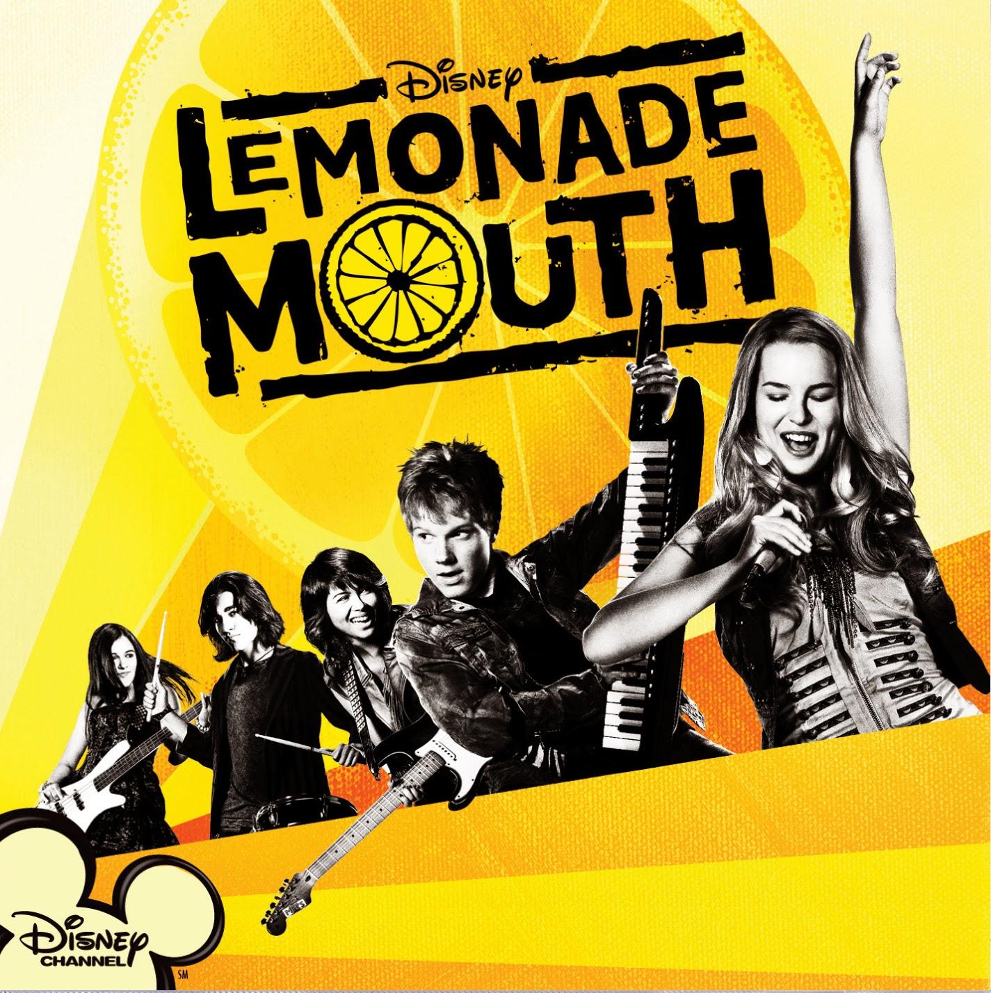 Capa Lemonade Mouth Uma Banda Diferente (2011) Torrent 720p 1080p 4k Dublado Baixar