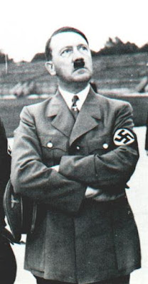 The person as Adolph Hitler may be dead, but his spirit lives on in the Democratic  Party of today! (image)
