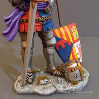soldatini medioevali personalizzati curati in ogni dettaglio idea regalo collezionista orme magiche