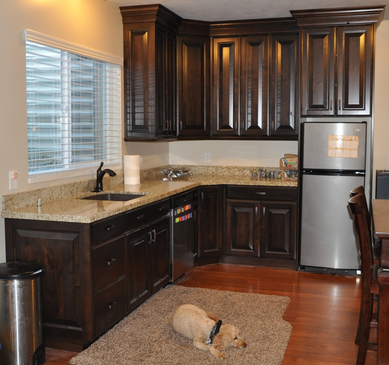 Stone Ridge Cabinets: Black Walnut Kitchen
