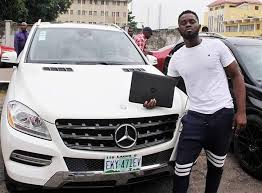 Rich Nigerian Yahoo Boy