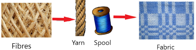Fibres to Yarn, NCERT Class 6 Science Fibre to Fabric