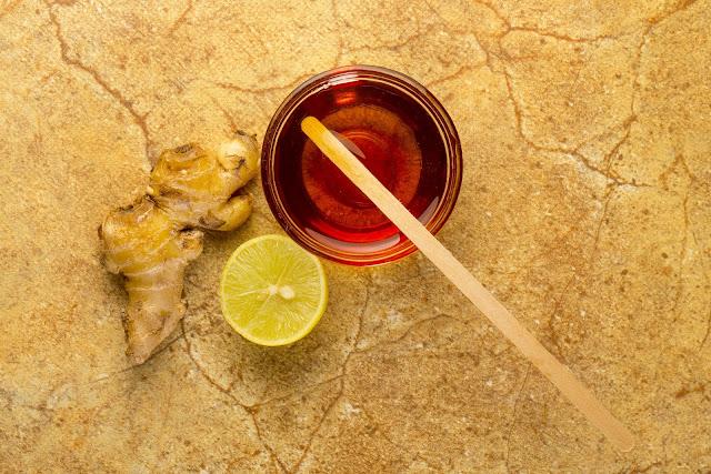 Manfaat jahe dan lemon