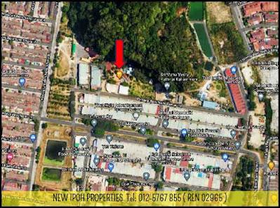 IPOH BERCHAM INDUSTRIAL LAND FOR SALE ( L00645 ) - RM 168K ( NEG )