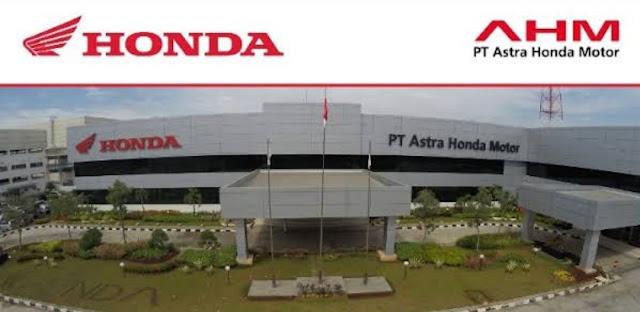 Kesempatan Karir Terbaru SMA/SMK, D3, S1 PT Astra Honda Motor (AHM) | Tersedia 24 Posisi (Periode Oktober 2019)