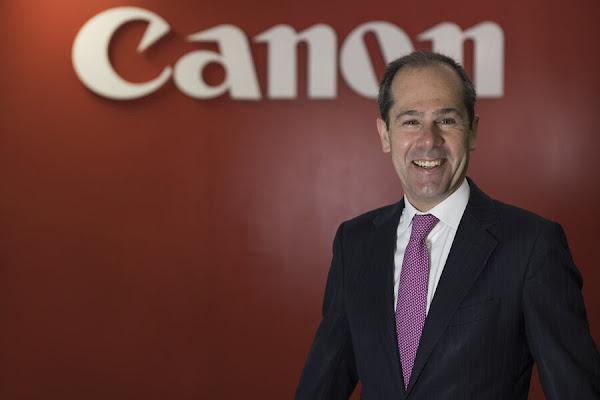 Canon nomeia Javier Tabernero da Veiga como novo Administrador Delegado para Portugal e Espanha e reforça a sua liderança em tecnologia de imagem
