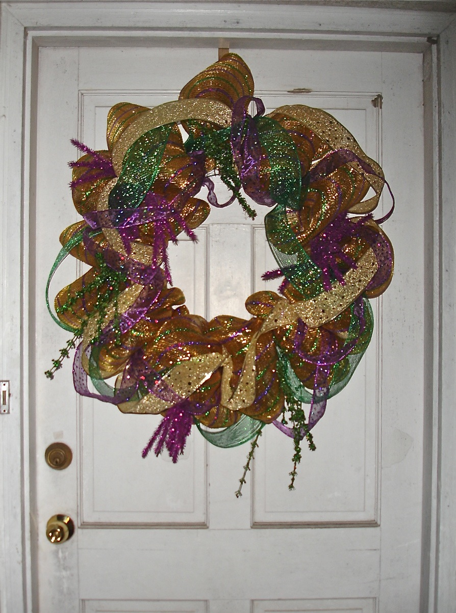 Mardi Gras Photo Backdrop | Mardi gras party decorations ...