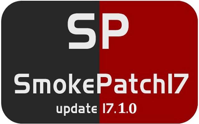 PES 2017 SMoKE Patch V17 1 0 2019-2020 AIO