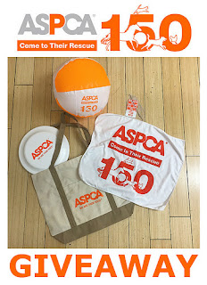 Enter to WIN a #ASPCA150 Gift Pack from #LapdogCreations #rescue #adoptdontshop #animalwelfare #animalrescue