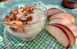 Fluffy Caramel Apple Dip