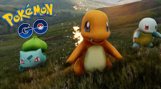Imagem pokemon go