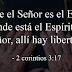 2 Corintios 3:17