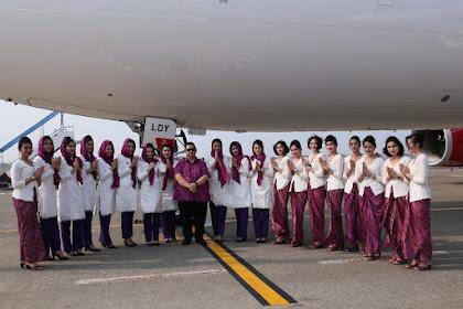 Siap Siap Nikmati Perjalanan Penerbangan Jarak Jauh Premium Service Airline dengan Armada Airbus 330-300 CEO Batik Air Registrasi PK-LDY