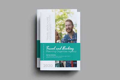 Contoh brosur wisata terbaru