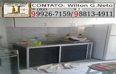 Sua cozinha é revestida até o teto proporcionando assim maior conforto e higiene para você e toda sua família.