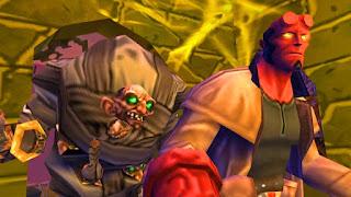 تحميل لعبة Hellboy على محاكى PPSSPP للاندرويد