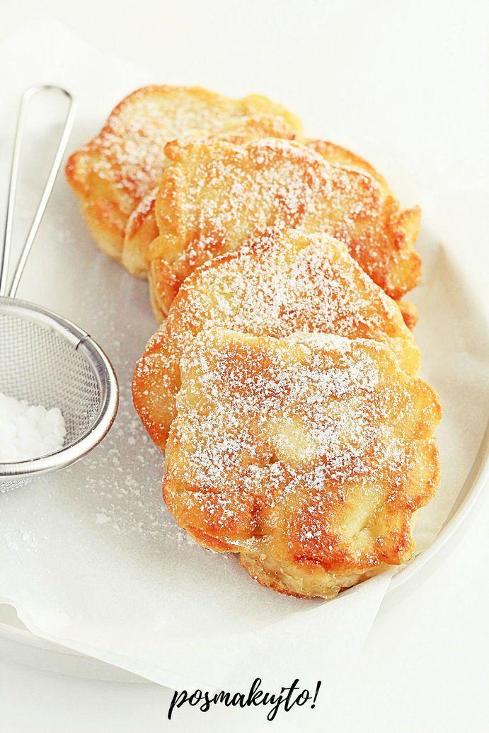 racuchy z jablkami z soda i proszkiem do pieczenia