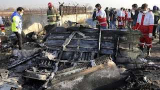 Penembakan Pesawat Ukraina, Komandan Garda Revolusi Iran Lebih Pilih Mati