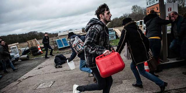 Crítica de la serie francesa 'El Colapso' ('L'effondrement')