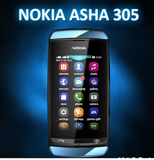 Nokia Asha 305 PC Suite & USB Driver Free Download For Windows
