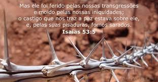 A marca de Cristo