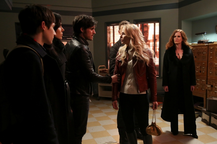 Once Upon a Time - Episode 5.20 - Firebird - Sneak Peeks, Promo, Press Release, 3 Script Teases & Promotional Photos